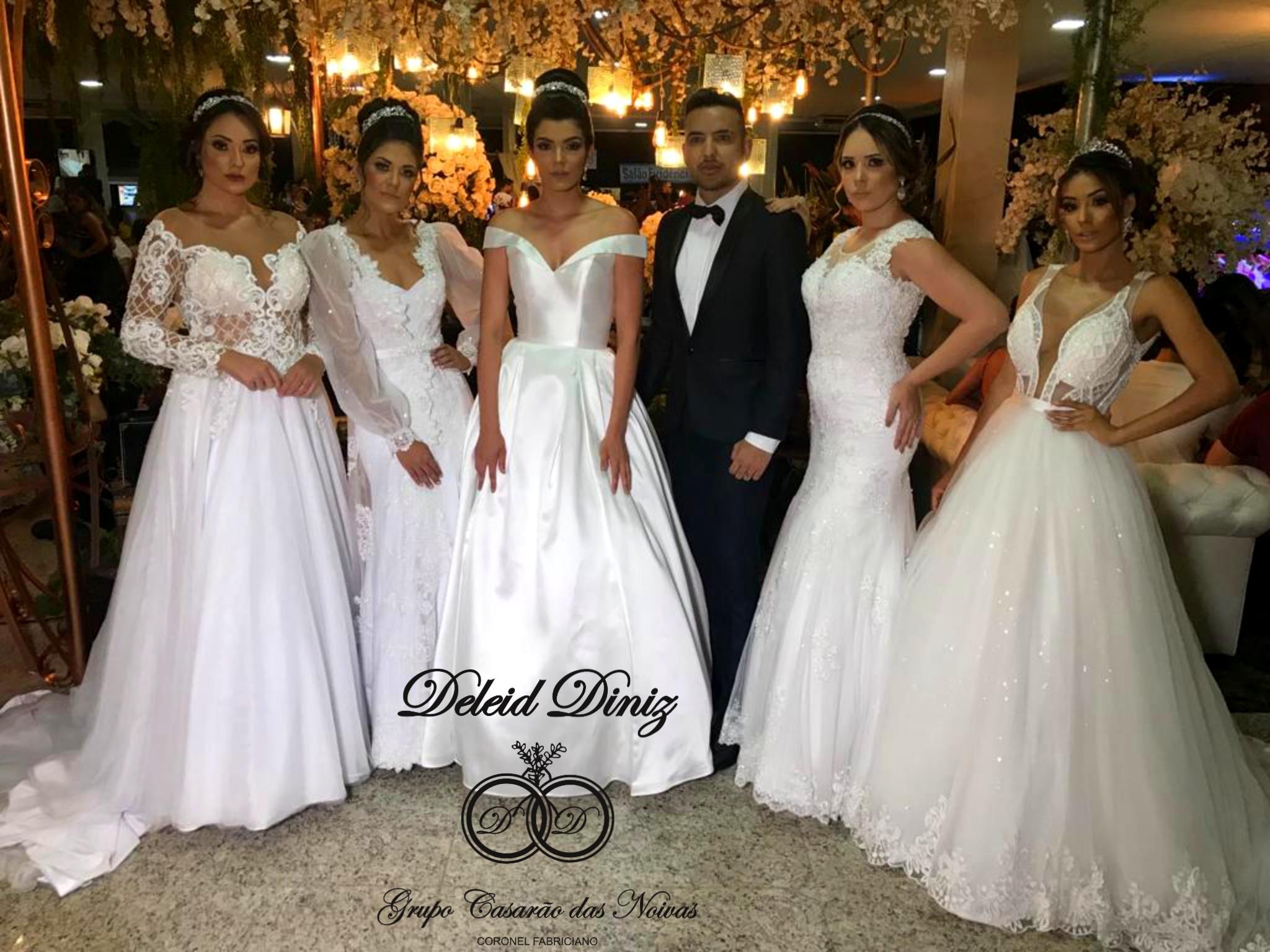 Ateliê Deleid Diniz Grupo Casarão das Noivas