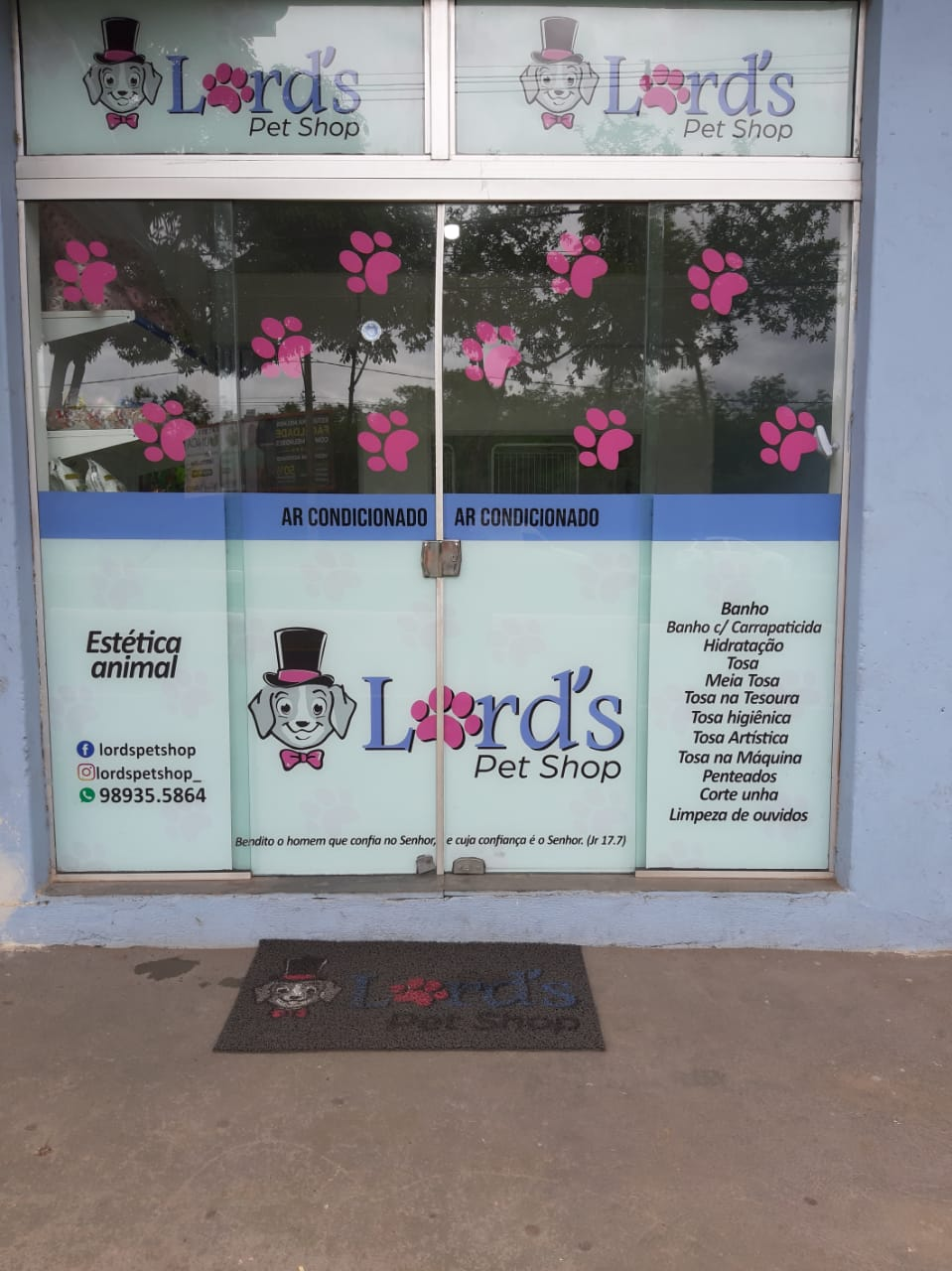Lord's Pet Shop