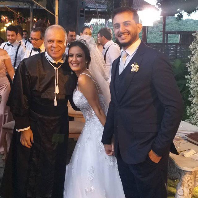 Carlos Souto – Juiz de Paz Eclesiástico