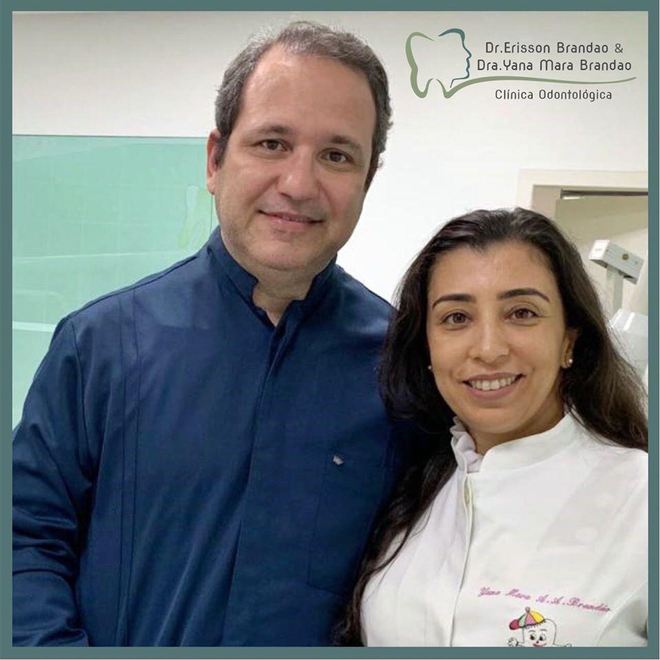 Dr Erisson e Dra Yana Mara Odontologia e Harmonização Facial