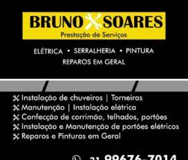 Bruno Soares – Prestação de Serviços