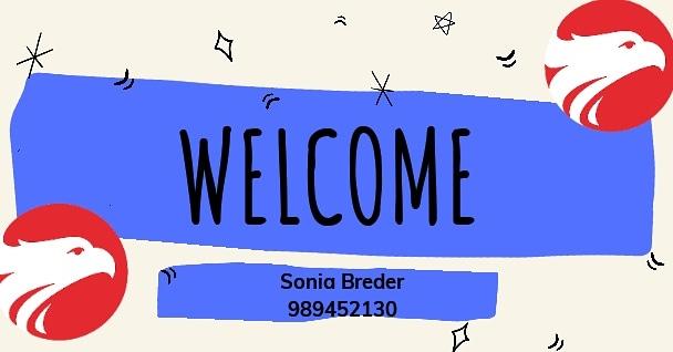 Sonia BMB Executiva comercial