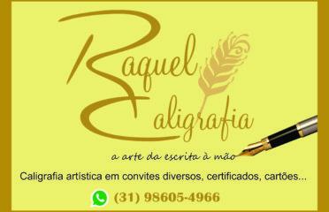 Raquel Caligrafia