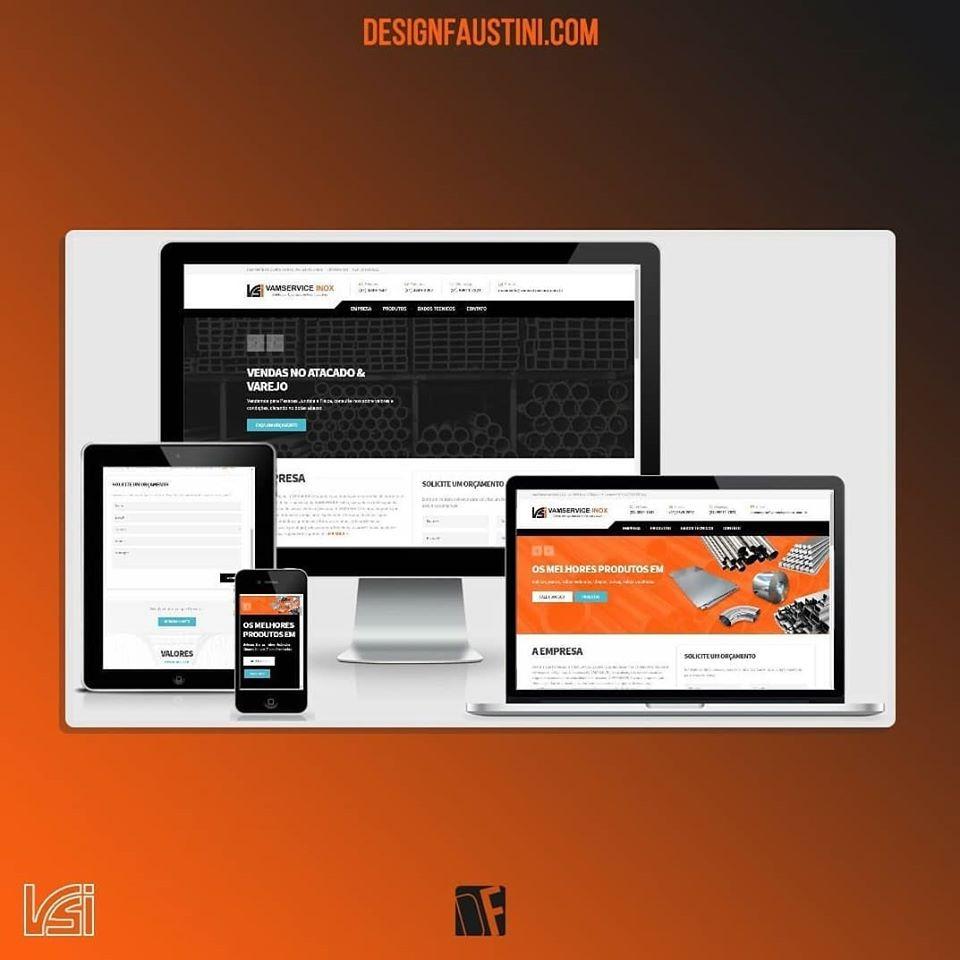 Agência Web Design Faustini