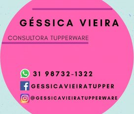 Gessica Vieira Tupperware