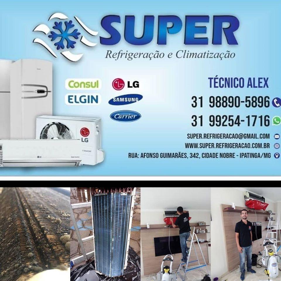 Super Refrigeração e Climatização