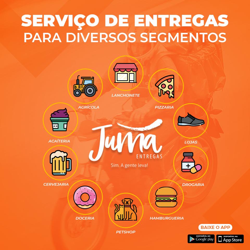 Juma Entregas