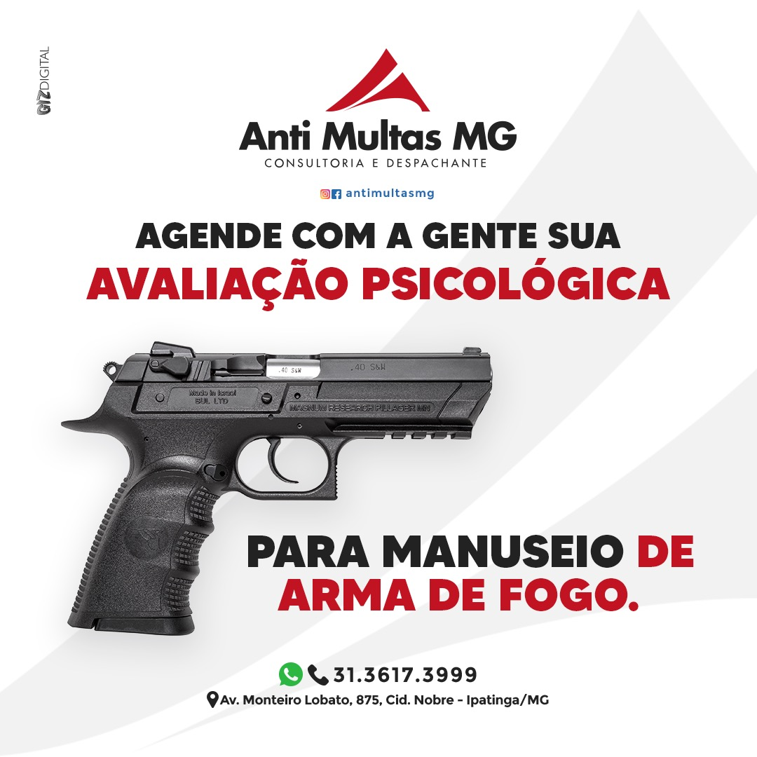 Anti Multas MG