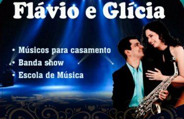 Flávio e Glícia Banda Show